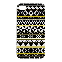 Black Bohemian Apple Iphone 4/4s Premium Hardshell Case by Brittlevirginclothing