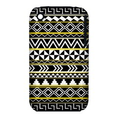 Black Bohemian Iphone 3s/3gs by Brittlevirginclothing