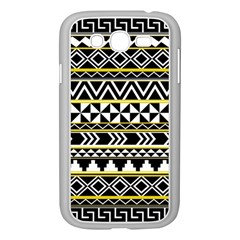 Black Bohemian Samsung Galaxy Grand Duos I9082 Case (white) by Brittlevirginclothing