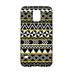 Black Bohemian Samsung Galaxy S5 Hardshell Case  by Brittlevirginclothing