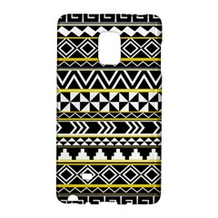 Black Bohemian Galaxy Note Edge by Brittlevirginclothing