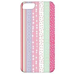 Pastel Colored  Wood Apple Iphone 5 Classic Hardshell Case by Brittlevirginclothing