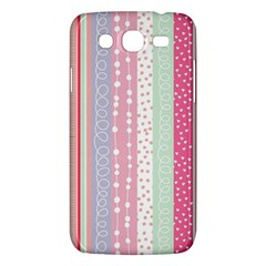 Pastel Colored  Wood Samsung Galaxy Mega 5 8 I9152 Hardshell Case  by Brittlevirginclothing
