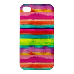 Painted Wet Paper Apple Iphone 4/4s Hardshell Case