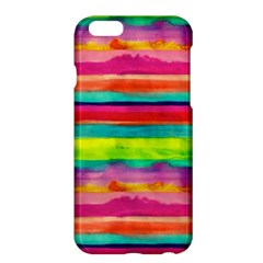 Painted Wet Paper Apple Iphone 6 Plus/6s Plus Hardshell Case