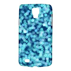 Blue Light Galaxy S4 Active by Brittlevirginclothing