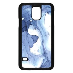 Paint In Water Samsung Galaxy S5 Case (black)