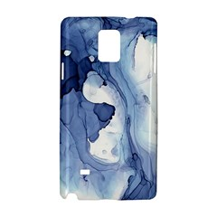 Paint In Water Samsung Galaxy Note 4 Hardshell Case by Brittlevirginclothing
