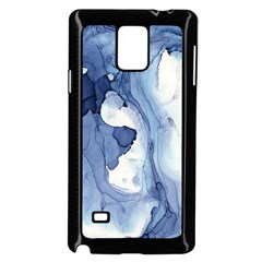 Paint In Water Samsung Galaxy Note 4 Case (black)