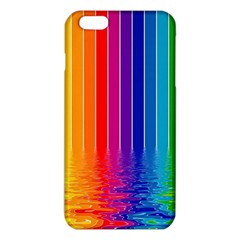 Faded Rainbow Iphone 6 Plus/6s Plus Tpu Case by Brittlevirginclothing