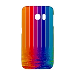 Faded Rainbow Galaxy S6 Edge by Brittlevirginclothing