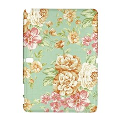Vintage Pastel Flowers Galaxy Note 1