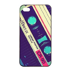 Vintage Casette  Apple Iphone 4/4s Seamless Case (black) by Brittlevirginclothing