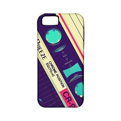 Vintage Casette  Apple Iphone 5 Classic Hardshell Case (pc+silicone) by Brittlevirginclothing