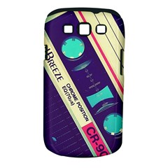 Vintage Casette  Samsung Galaxy S Iii Classic Hardshell Case (pc+silicone) by Brittlevirginclothing