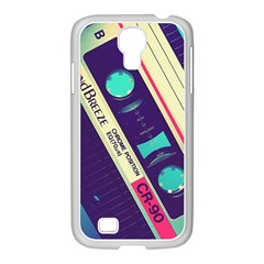 Vintage Casette  Samsung Galaxy S4 I9500/ I9505 Case (white) by Brittlevirginclothing