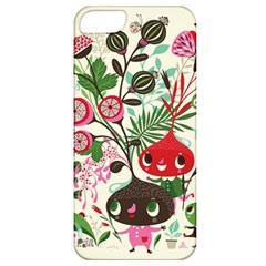 Cute Cartoon Characters Apple Iphone 5 Classic Hardshell Case