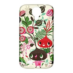 Cute Cartoon Characters Samsung Galaxy S4 Classic Hardshell Case (pc+silicone) by Brittlevirginclothing