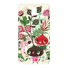 Cute Cartoon Characters Samsung Galaxy Note 3 N9005 Hardshell Back Case by Brittlevirginclothing
