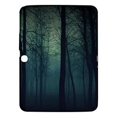Dark Forest  Samsung Galaxy Tab 3 (10 1 ) P5200 Hardshell Case  by Brittlevirginclothing
