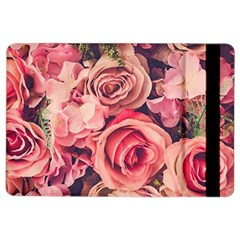Pink Roses Ipad Air 2 Flip by Brittlevirginclothing