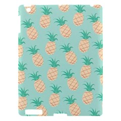 Pineapple Apple Ipad 3/4 Hardshell Case by Brittlevirginclothing