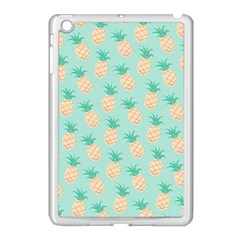 Pineapple Apple Ipad Mini Case (white) by Brittlevirginclothing