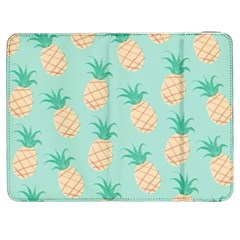Pineapple Samsung Galaxy Tab 7  P1000 Flip Case by Brittlevirginclothing