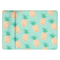 Pineapple Samsung Galaxy Tab 10 1  P7500 Flip Case by Brittlevirginclothing
