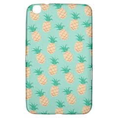 Pineapple Samsung Galaxy Tab 3 (8 ) T3100 Hardshell Case  by Brittlevirginclothing