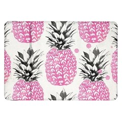 Pink Pineapple Samsung Galaxy Tab 8 9  P7300 Flip Case by Brittlevirginclothing