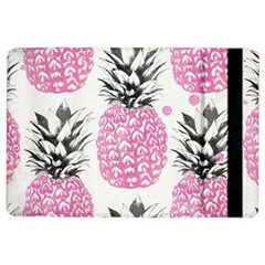 Pink Pineapple Ipad Air 2 Flip by Brittlevirginclothing