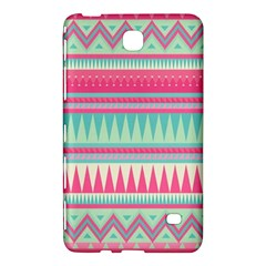 Cute Pink Bohemian Samsung Galaxy Tab 4 (8 ) Hardshell Case  by Brittlevirginclothing