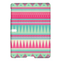 Cute Pink Bohemian Samsung Galaxy Tab S (10 5 ) Hardshell Case  by Brittlevirginclothing