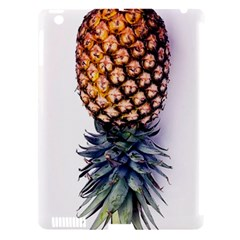 Pineapple Apple Ipad 3/4 Hardshell Case (compatible With Smart Cover) by Brittlevirginclothing
