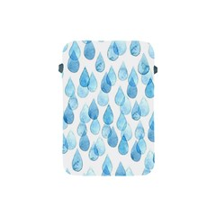 Rain Drops Apple Ipad Mini Protective Soft Cases by Brittlevirginclothing