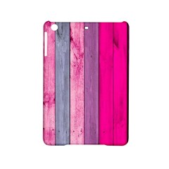 Pink Wood Ipad Mini 2 Hardshell Cases by Brittlevirginclothing