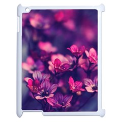 Blurry Flower Apple Ipad 2 Case (white) by Brittlevirginclothing