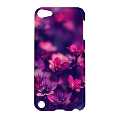 Blurry Flower Apple Ipod Touch 5 Hardshell Case by Brittlevirginclothing
