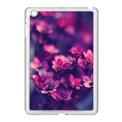 Blurry Flower Apple Ipad Mini Case (white) by Brittlevirginclothing