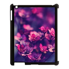Blurry Flower Apple Ipad 3/4 Case (black) by Brittlevirginclothing