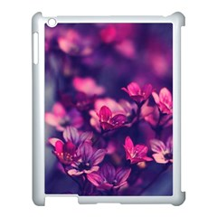 Blurry Flower Apple Ipad 3/4 Case (white) by Brittlevirginclothing
