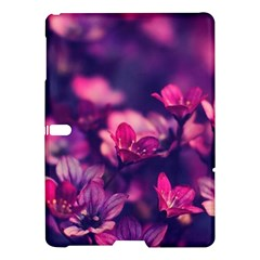 Blurry Flower Samsung Galaxy Tab S (10 5 ) Hardshell Case  by Brittlevirginclothing