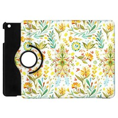 Pastel Flower Apple Ipad Mini Flip 360 Case by Brittlevirginclothing