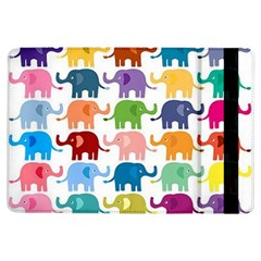 Cute Colorful Elephants Ipad Air Flip by Brittlevirginclothing