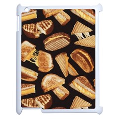 Delicious Snacks Apple Ipad 2 Case (white) by Brittlevirginclothing