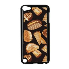 Delicious Snacks Apple Ipod Touch 5 Case (black) by Brittlevirginclothing
