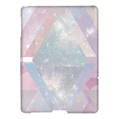 Pastel Crystal Samsung Galaxy Tab S (10 5 ) Hardshell Case  by Brittlevirginclothing