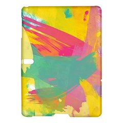 Paint Brush Samsung Galaxy Tab S (10 5 ) Hardshell Case  by Brittlevirginclothing