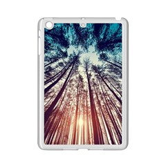 Up View Forest  Ipad Mini 2 Enamel Coated Cases by Brittlevirginclothing